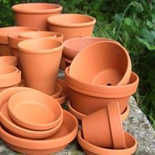 Picture for category Terracotta Flower Pots