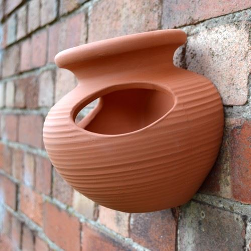 picture of strawberry pot wall planter picture of strawberry pot wall planter