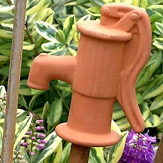 Picture of Bamboo Cane Topper | Garden Pump  Design