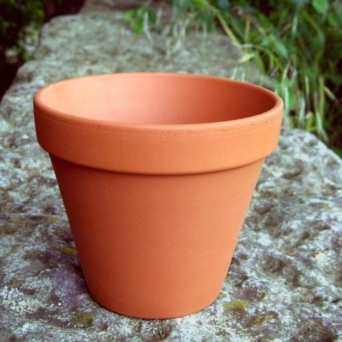 Bamboo Garden Planters Pots
