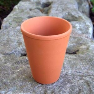 Picture of Terracotta Long Tom Flower Pots (without saucers)