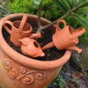 Picture of Bird Flower Pot Waterer