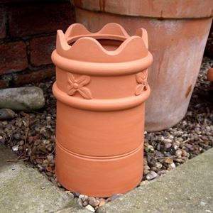Picture of Miniature Chimney Pot Planter