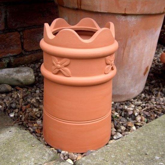 Picture of Miniature Chimney Pot Planter