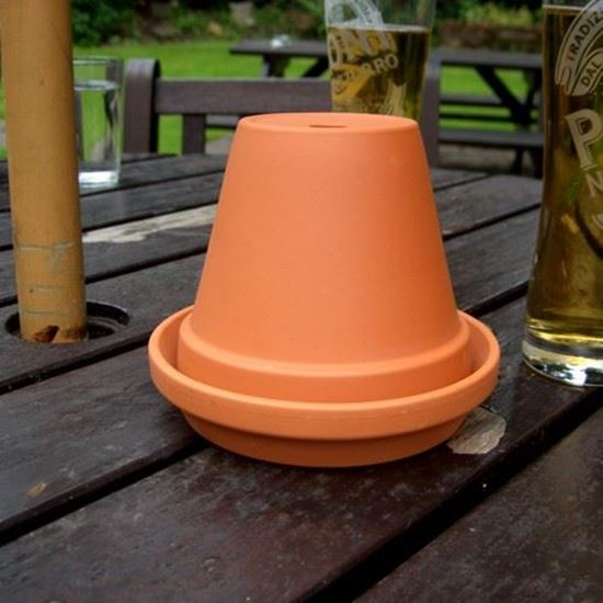 Picture of Flower Pot Ashtray