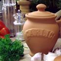 Picture of Terracotta Garlic Pot (Small)