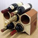 Picture of Colour Glazed Terracotta Wine Racks