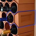 Picture of Keystone Wine Rack Units