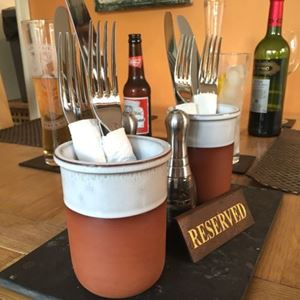 Picture of Glazed Cutlery Pots