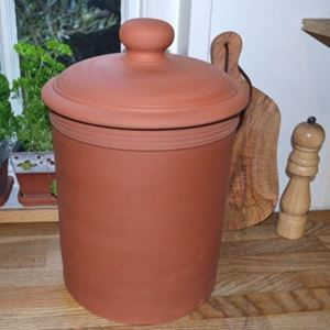 Picture of Terracotta Bread Bin