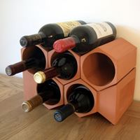 Picture of Unglazed Terracotta Wine Racks