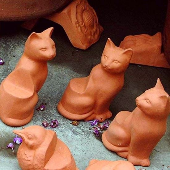 Picture of Cat Pot Feet