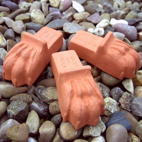 Picture of Lion's Paw Pot Feet
