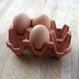 Picture of Terracotta Egg Racks