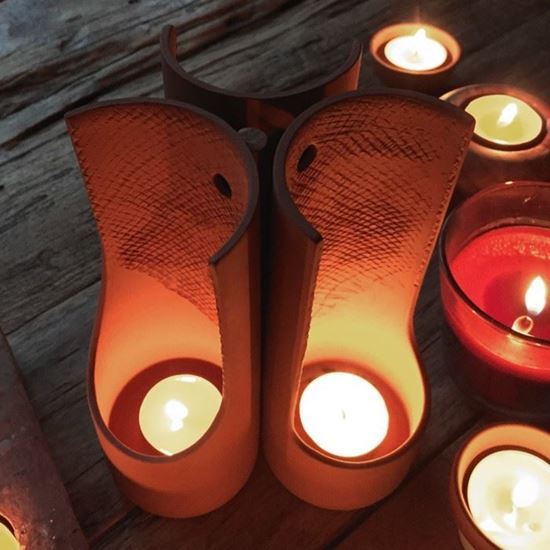 Picture of Hanging Tealight Holder