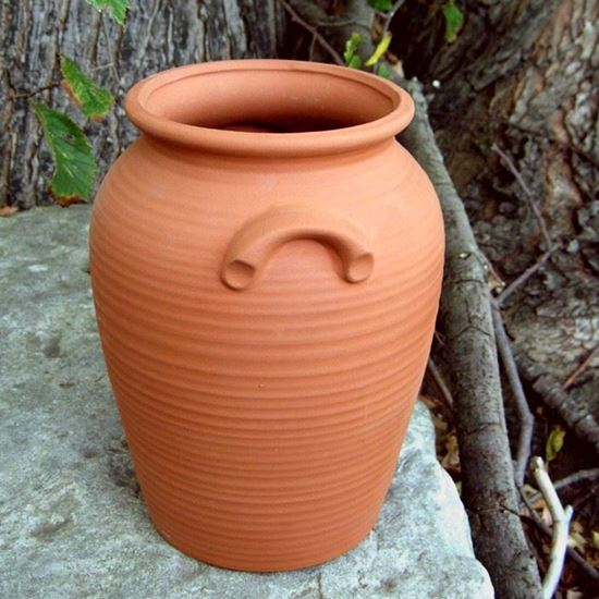 Picture of Water Feature Pot - Terracotta Urn